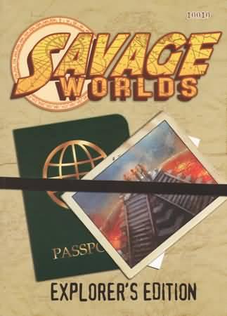 Savage Worlds: Explorers Edition - Used