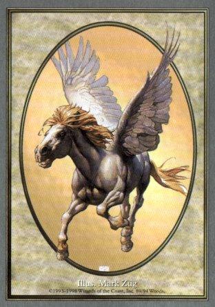 Pegasus Token (Unglued)