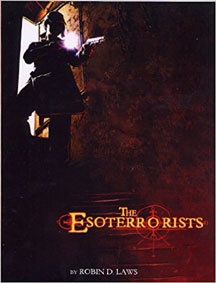 The Esoterrorists Role Playing Game - Used