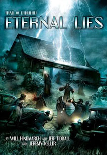 Trail of Cthulhu: Eternal Lies Hard Cover - Used