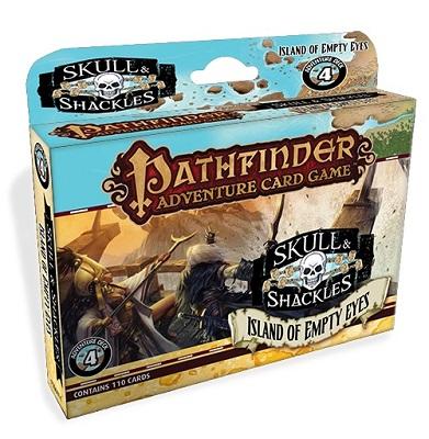 Pathfinder: Adventure Path: Skull and Shackles: Island of Empty Eyes