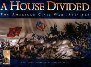 A House Divided: The American Civil War 1861-1865 - Used