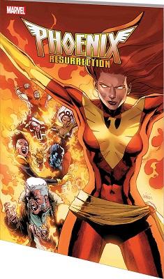 Phoenix Resurrection: Return of Jean Grey TP