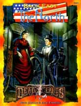 DeadLands: Back East the North - Used