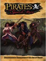 Savage Worlds: Pirates of the Spanish Main - Used