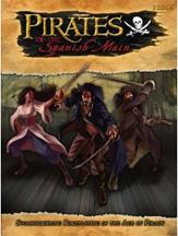 Savage Worlds: Pirates of the Spanish Main - Used