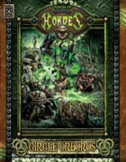Hordes: Circle Orboros: Hard Cover: 1042