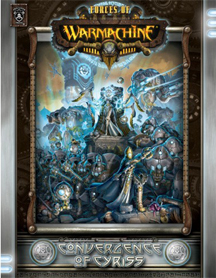 Warmachine: Convergence of Cyriss: Soft Cover: 1053