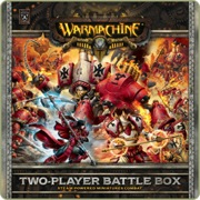 Warmachine: Two Player Battle Box Plastic: PIP25001