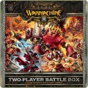 Warmachine: Two Player Battle Box Plastic: PIP25001