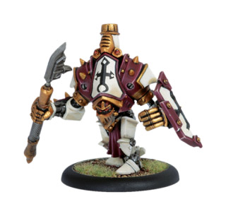 Warmachine: Protectorate of Menoth: Revenger: 32004 (DR)