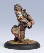 Warmachine: Protectorate of Menoth: Vassal of Menoth Solo: 32055