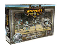 Warmachine: Convergence of Cyriss: Battlegroup Starter: 36000