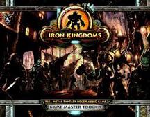 Iron Kingdoms RPG: Game Master Toolkit: 409 - Used