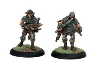 Warmachine: Mercenaries: Croes Cutthroats 2: Mercenary Troops: 41027
