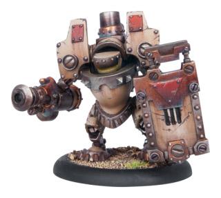 Warmachine: Mercenaries: Ghordson Avalancher