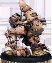 Warmachine: Mercenaries: Ghordson Basher: 41082