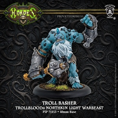 Hordes: Trollbloods: Troll Basher 71113