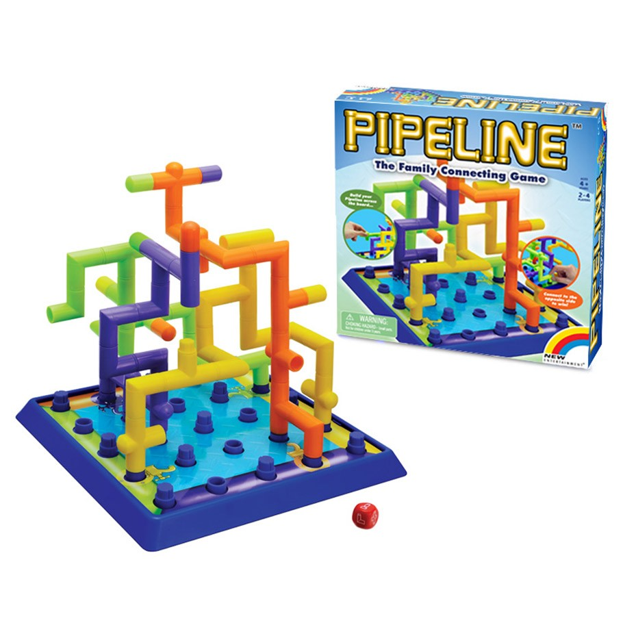 Pipeline Board Game