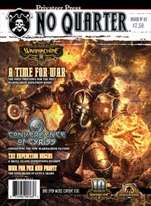 Privateer Press No Quarter Magazine: No 47
