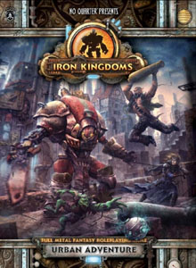 Iron Kingdoms: Urban Adventure - Used