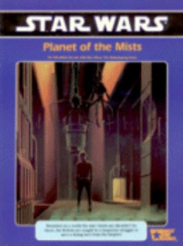 Star Wars RPG Planet of the Mists - Used