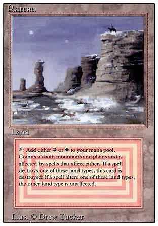 Plateau - Revised
