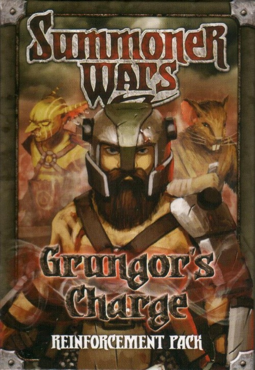 Summoner Wars: Grungors Charge Reinforcement Pack