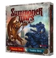 Summoner Wars: Phoenix Elves VS Tundra Orcs Card Game