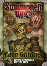 Summoner Wars: Cave Goblins: Second Summoner Faction Deck
