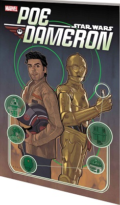 Poe Dameron: Volume 2: The Gathering Storm TP