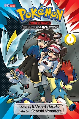 Pokemon Adventures: Black 2 and White 2: Volume 1 TP