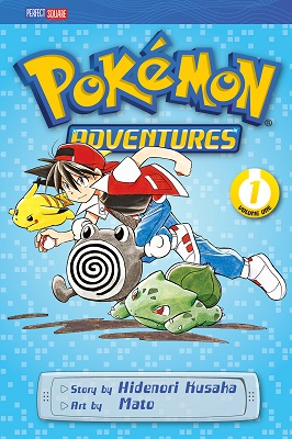 Pokemon Adventures: Red and Blue: Volume 1 TP