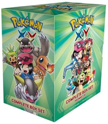 Pokemon XY Complete Box Set