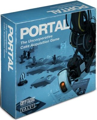 Portal: The Uncooperative Cake Acquisition Board Game