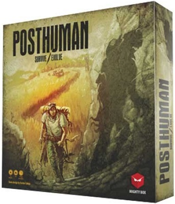 Posthuman Board Game - USED - By Seller No: 211 Jaime Kennedy