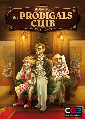 The Prodigals Club Card Game