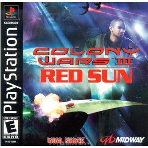 Colony Wars III : Red Sun - PS1