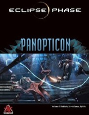 Eclipse Phase: Panopticon HC - Used