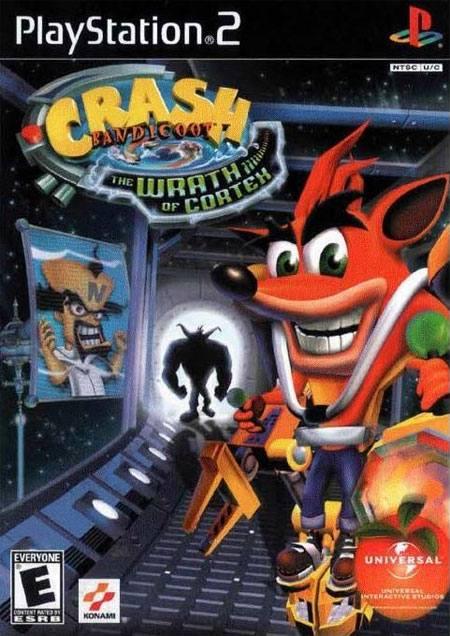 Crash: Bandicoot: the Wrath of Cortex - PS2