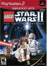 Lego Star Wars II: the Original Trilogy - PS 2