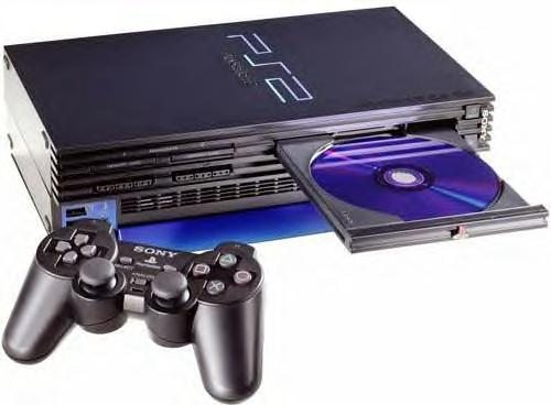 PS2 System (Large) - PS2 System