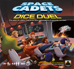 Space Cadets: Dice Duel - USED - By Seller No: 3226 Ben Rubinstein