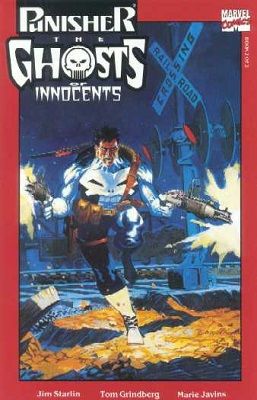 Punisher: The Ghosts of Innocents: Volume 2 TP -Used