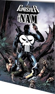 Punisher Invades the Nam TP