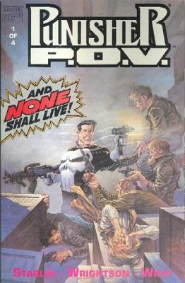Punisher P.O.V. (1991) Complete Bundle - Used