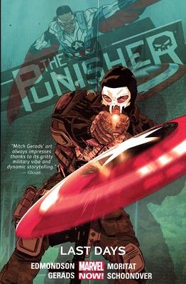 Punisher: Volume 3: Last Days TP