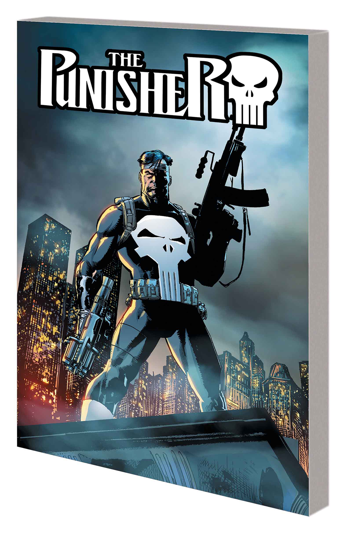 Punisher: War Journal TP