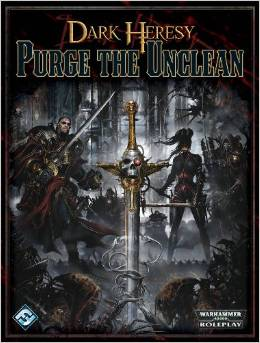 Dark Heresy: Purge the Unclean - Used