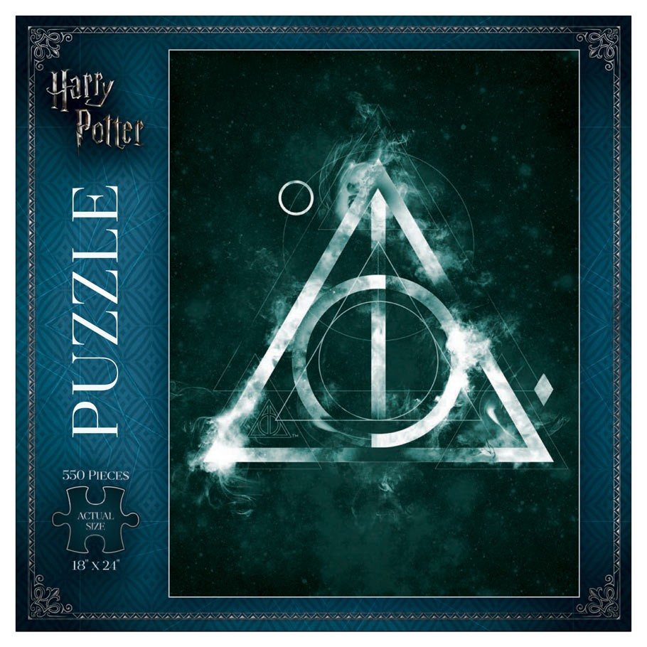 Puzzle: Harry Potter: Deathly Hallows